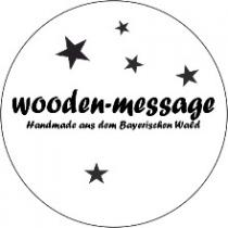 woodenmessage
