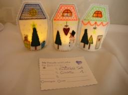 Teelichthüllen für LED Lichter