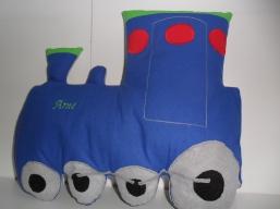 Das Kissen für einen Eisenbahnverliebten Mann