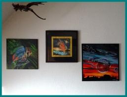 Bilder im Wohnraum