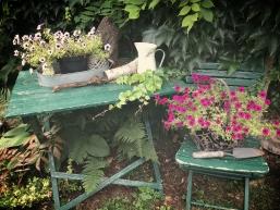 Mein Shabby Garten