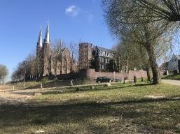 Kirche und Rückzugszentrum in Steyl, Niederlande