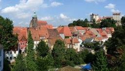 Hier wohne ich-Ansicht von Pirna