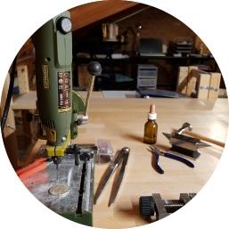 Mein schönes Atelier