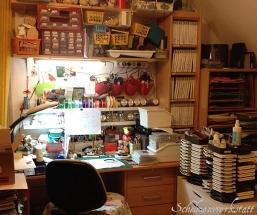 Meine Chaos-Werkstatt