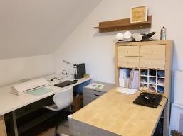 Neues Arbeitszimmer