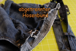Jeans, upcycling