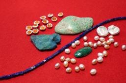Perlen und Steine zum Verfeinern!