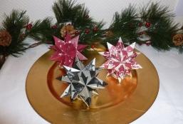 ... die Weihnachts-Werkstatt ist eröffnet ...