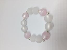 Armband mit großen Polaris Perlen