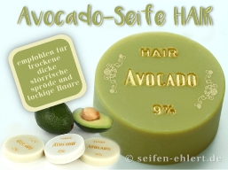 Avocadoöl-Seife HAIR