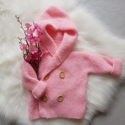 Baby - Strickjacke