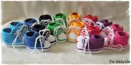 BabySneakers - aller Anfang