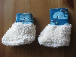 Bio Baby Schuhe Wale