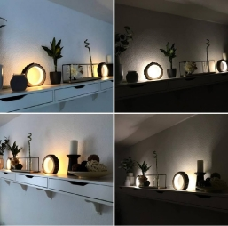 Circle Light Kunden-Bilder