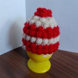 Eierwärmer - Mütze