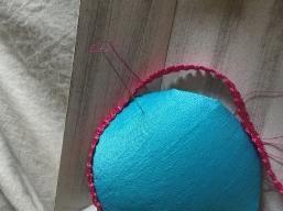 Ein neues Headpiece entsteht :)