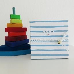 Ein Platz für die schöne Baby Box im Kinderzimmer