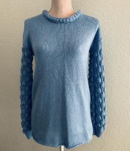 Ein Pullover von mir angefertigt