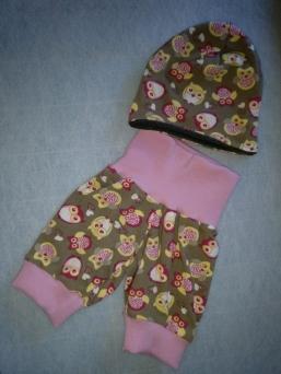 Erste Puppenkleidung