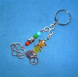 Fantasyvolle Schlüsselanhänger