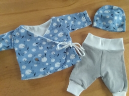 Frühchen Bekleidung für Jungs und Mädchen
