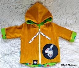 Geburtsgeschenk - Babyjacke Gr.56-62