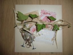 Grußkarte Hochzeit