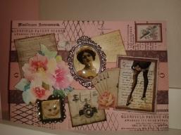 Grußkarten Vintage