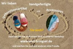 Handstulpen Schwarz