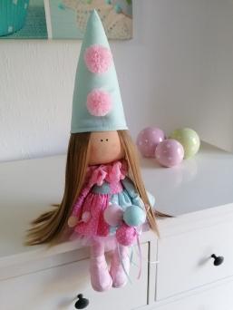 Happy Birthday Doll