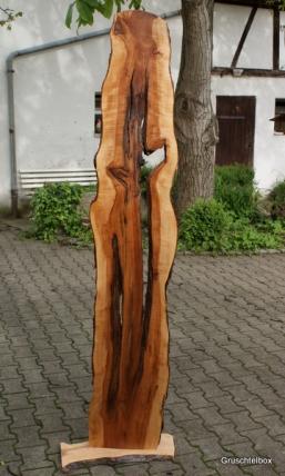 Holzstele