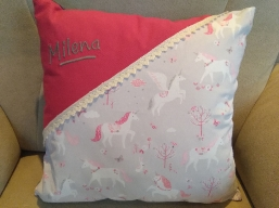 Kinder Kissen, personalisiert
