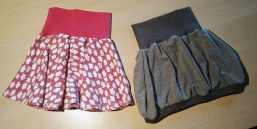 Mädchen Röcke