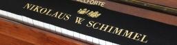 Klavierläufer Tastenläufer