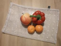 langlebige Obst- und Gemüsenetze