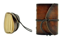 Lederbücher und Leder Accessoires Made in Germany
