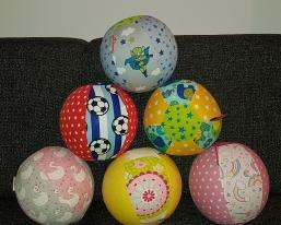Luftballonhüllen
