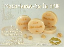 Macadamianussöl-Seife HAIR