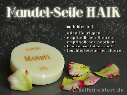 Mandelöl-Seife HAIR