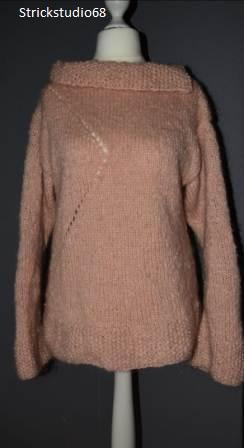 Mein neuer Pullover in meinem Schrank