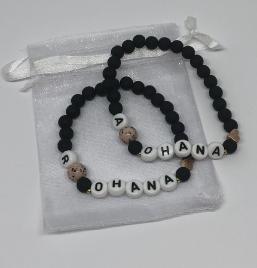 Perlenarmbänder personalisiert