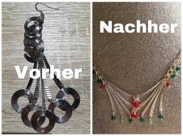 Recycelter Modeschmuck