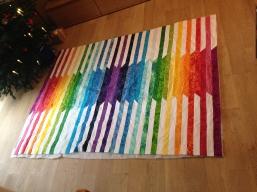 Regenbogendecke