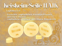 Reiskeimöl-Seife HAIR