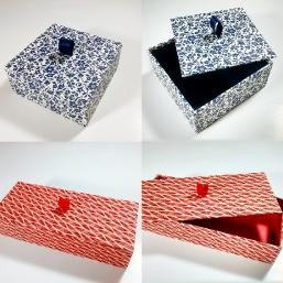 Schachteln klein und groß
