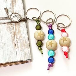 Schlüsselanhänger als Geschenkideen für die Schultüte oder ...