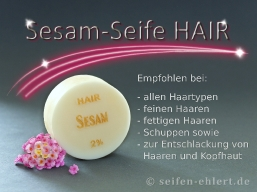 Sesamöl-Seife HAIR