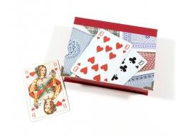 Spielkartenaufbewahrung
