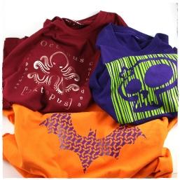 T-Shirts für den Eigenbedarf